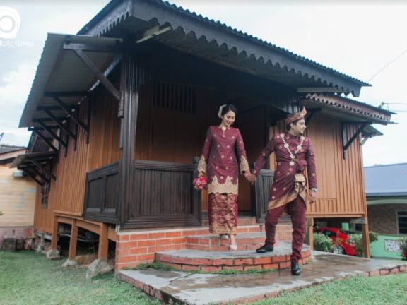 5 Idea lokasi perkahwinan lain dari lain konsep melayu