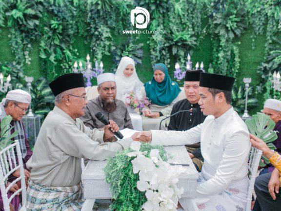 Contoh soalan 'Cepu Emas' semasa akad nikah buat persediaan bakal pengantin lelaki