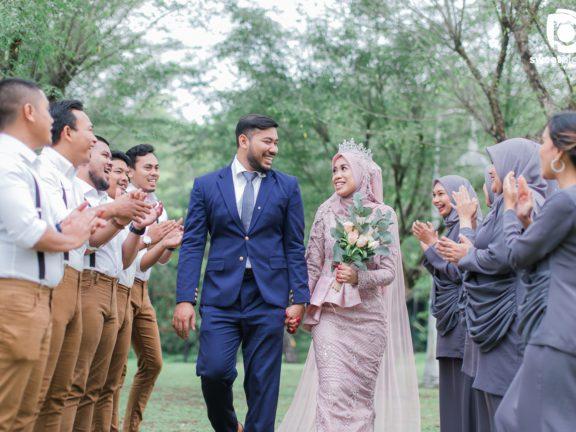 Pentingkah 'Wedding Planner' majlis perkahwinan anda?