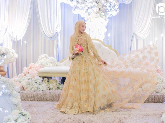 5 Aspek penting pemilihan busana pengantin muslimah yang wajib anda TAHU