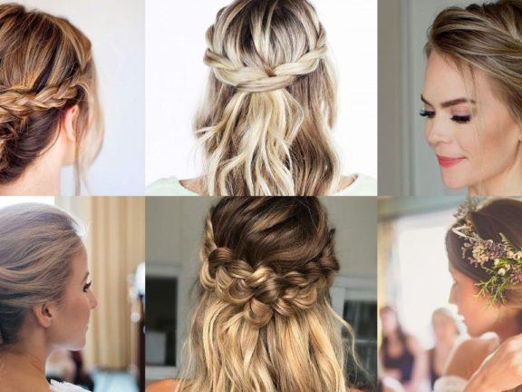 Inspirasi 10 stail rambut untuk pengantin nampak cantik