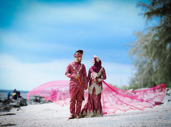 10 Lokasi photoshoot perkahwinan pilihan jurufoto
