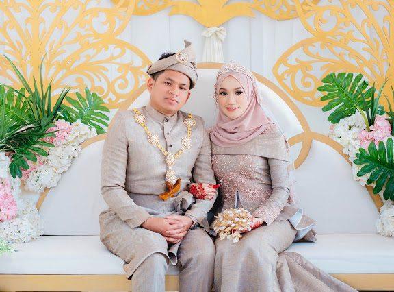 Tema pengantin warna pastel yang buat korang automatik nampak 'Gorgeous'