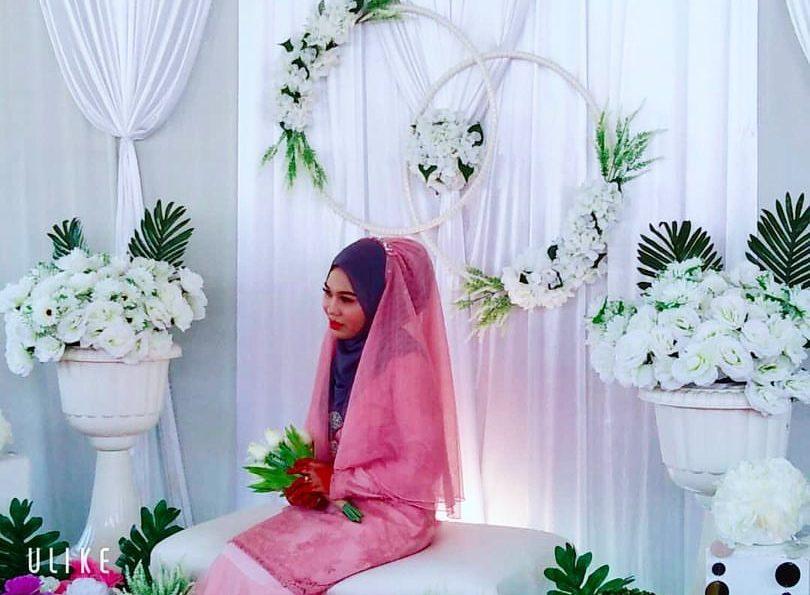 10 idea mini pelamin bajet untuk pengantin baru