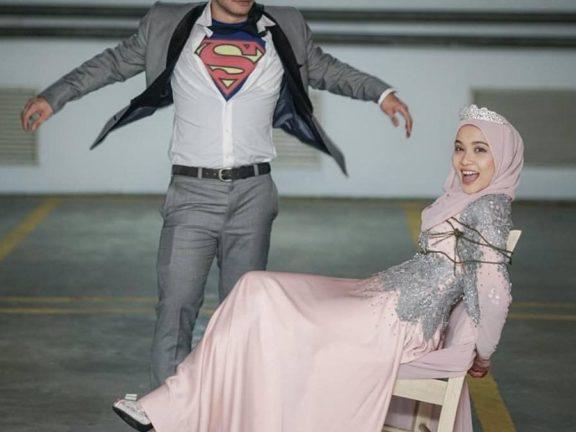 Rancang perkahwinan tema pelik? Follow 8 idea ini