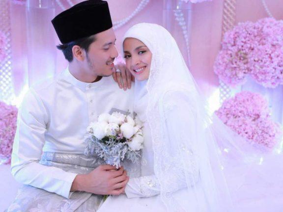 Inspirasi veil untuk pengantin perempuan nampak lebih cun & manis