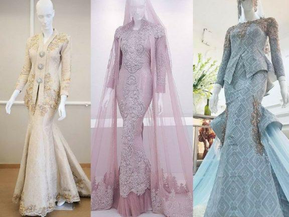 10 Koleksi baju sanding paling 'In Trend' penghujung 2019