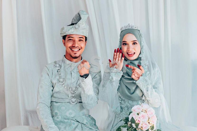 7 warna paling 'in' untuk tema perkahwinan menjlang 2020
