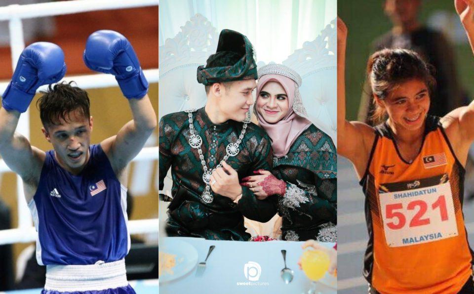 Dari sukan ke jinjang pelamin, atlet olahraga suri hati peninju negara