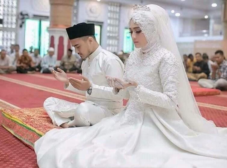 Isi majlis nikah dengan keberkatan dengan amalan doa ini, Bakal pengantin ambil perhatian