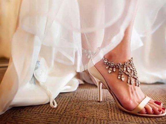 Elak melecet atau terpelecok, pilihlah kasut sesuai untuk dipakai di hari perkahwinan