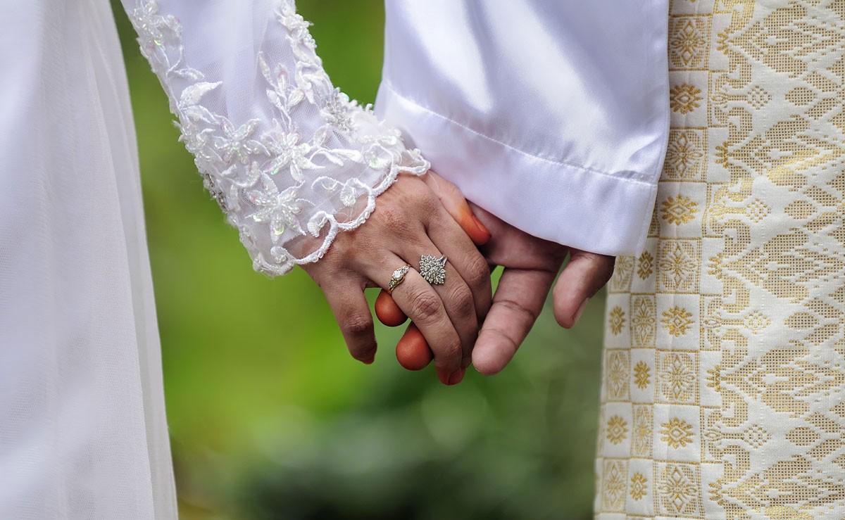 Jauhi perkahwinan kerana nafsu, bina dengan niat kerana Allah, InsyaAllah bahagia…