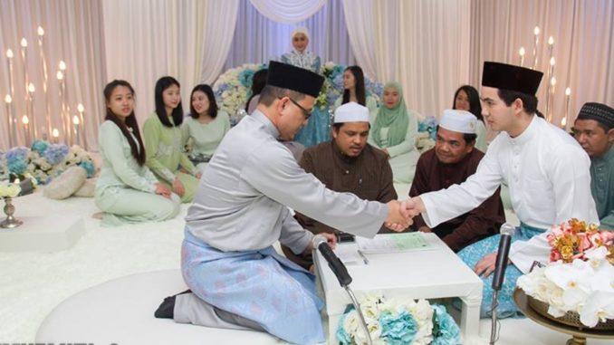 Take note! Lafaz taklik yang wajib dilafazkan oleh lelaki selepas akad nikah