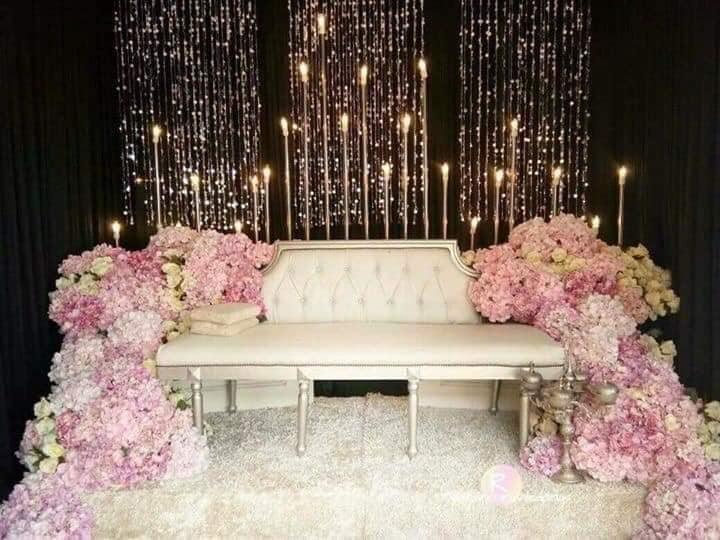 10 inspirasi pelamin yang mampu membuatkan majlis perkahwinan anda luar biasa