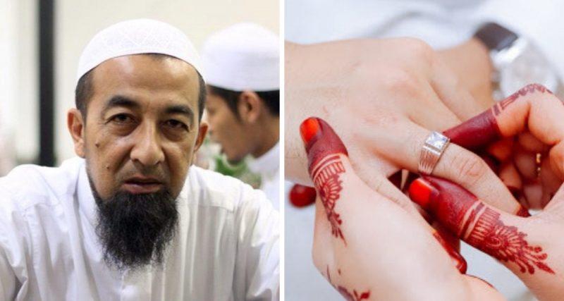 Kunci nak bahagia rumah tangga cara Ustaz Azhar Idrus, para suami isteri boleh contohi