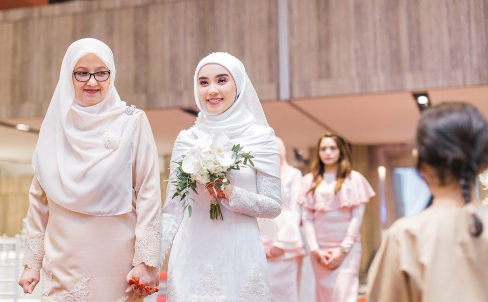 5 Rahsia yang boleh diamalkan untuk naikkan seri pengantin