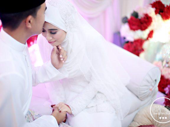 Perkahwinan itu indah, tapi ada juga satu-satu masa ia menguji