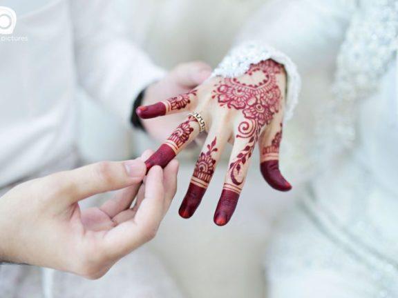 Emas kuning atau putih yang jadi pilihan si pengantin?