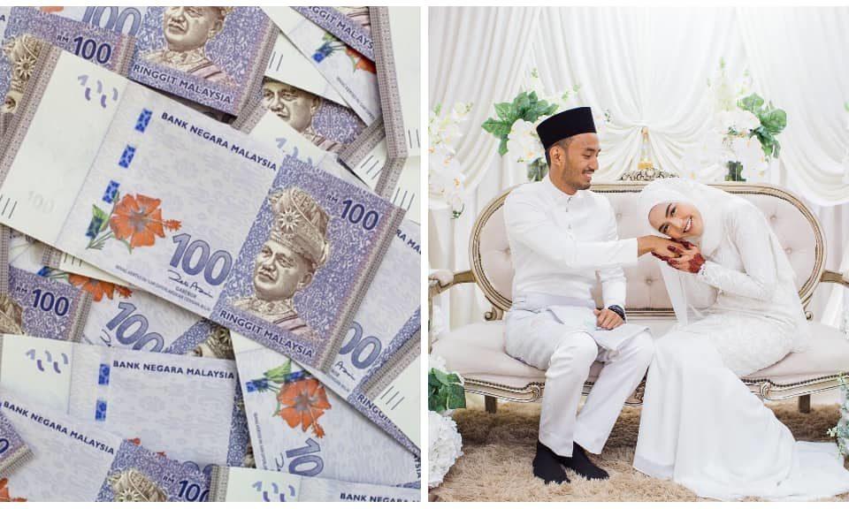 Wow! Insentif RM200 untuk pengantin dari Pahang