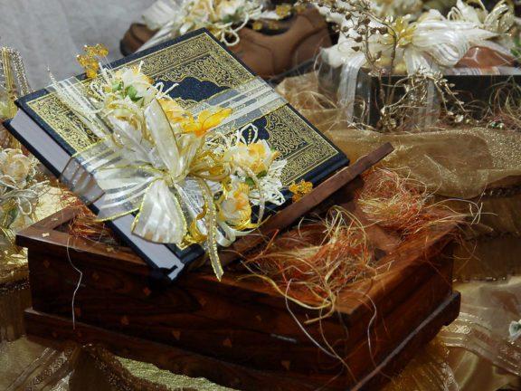 10 Idea gubahan hantaran Al Quran paling 'in' tahun 2020