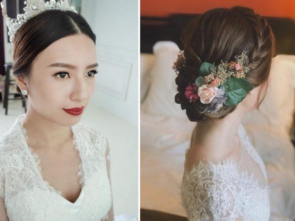 8 gaya 'hair do' untuk pengantin nampak cantik macam selebriti