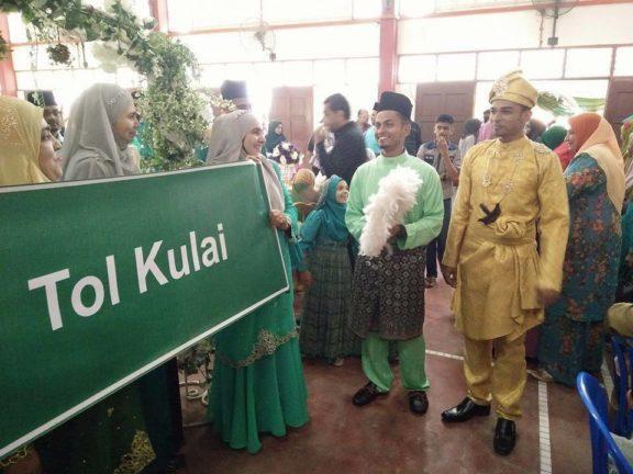3 Jenis tol pengantin lelaki perlu 'get ready' jika berkahwin dengan orang Johor