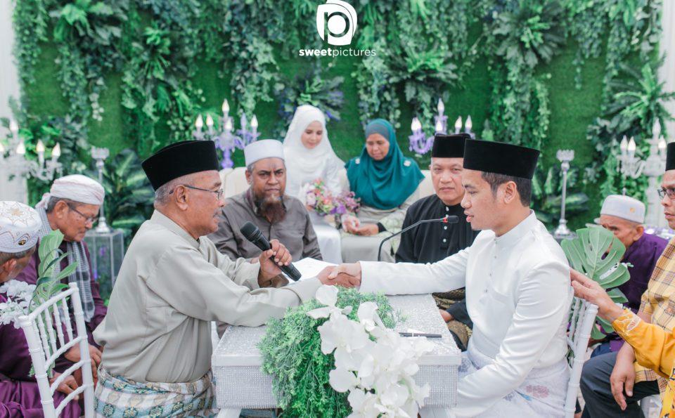 Bakal pasangan yang bakal bernikah di Pulau Pinang perlu tangguh permohonan bermula 1 april