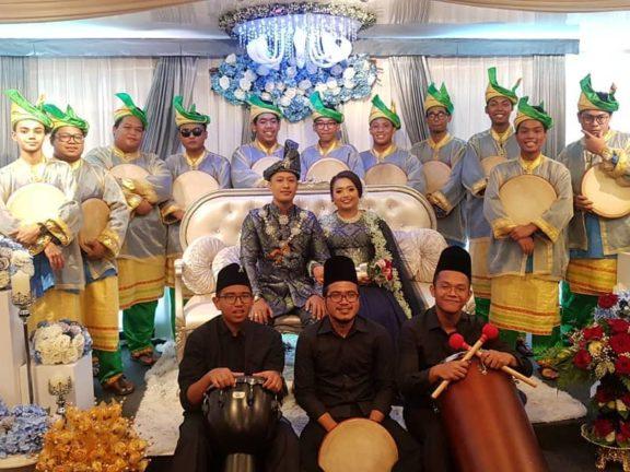4 Alunan paling best didengar jika menghadiri majlis perkahwinan
