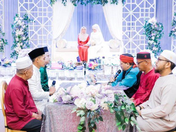 Doa mohon keberkatan yang patut pasangan pengantin amalkan